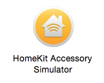 HomeKit Simulator Icon