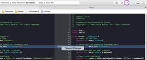 Xcode Version Editor
